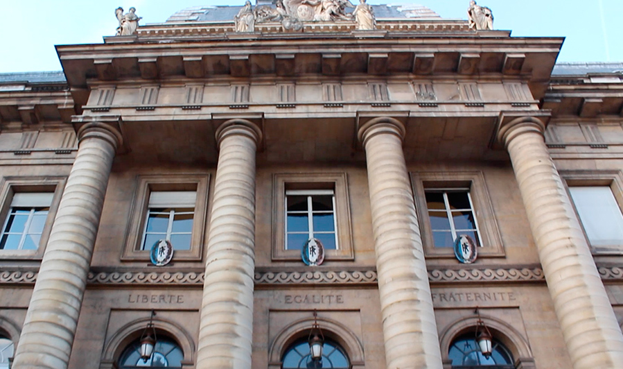 Site internet du cabinet d'avocats Saint Sernin