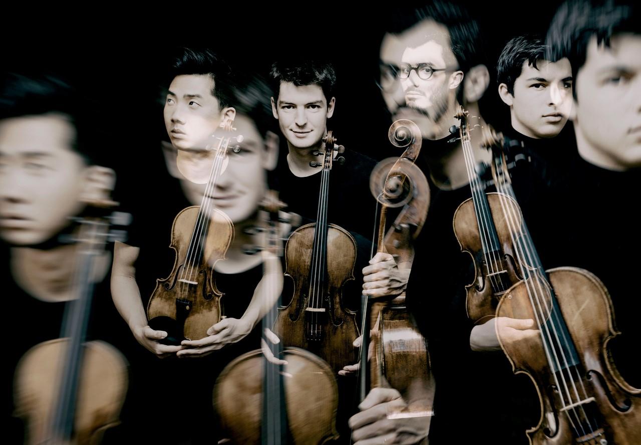 Site web du Quatuor Arod